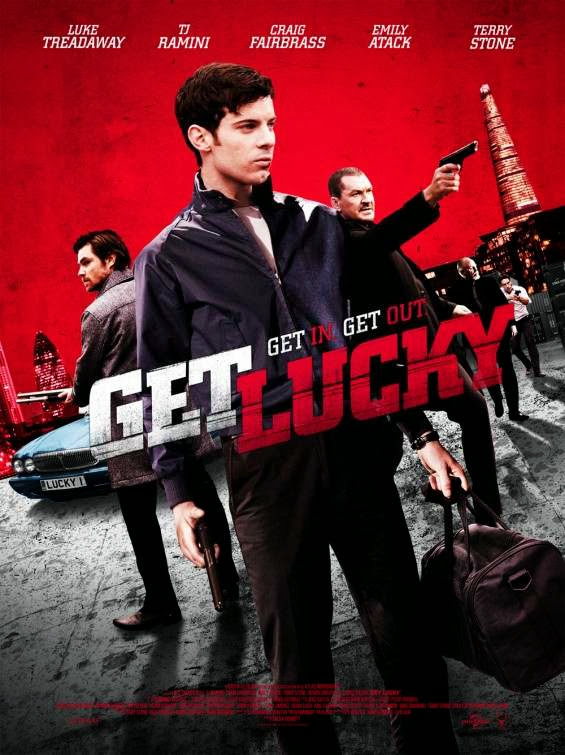 Poster Of English Movie Get Lucky (2013) Free Download Full New Hollywood Movie Watch Online At Alldownloads4u.Com