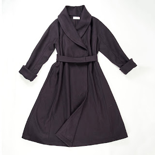 Calvin Klein Collection Wrap Coat