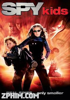 Điệp Viên Nhí - Spy Kids (2001) Poster