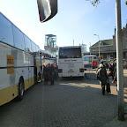 bussen op station geldermalsen