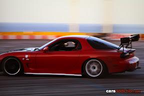 Frank's Mazda RX7