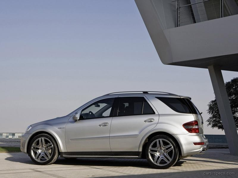 2009 Mercedes Benz M Class Ml63 Amg Specifications Pictures Prices