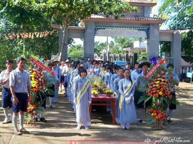 Ghi nhanh: Hiệp Kỵ năm 2011 GĐPT tỉnh Bà Rịa Vũng Tàu