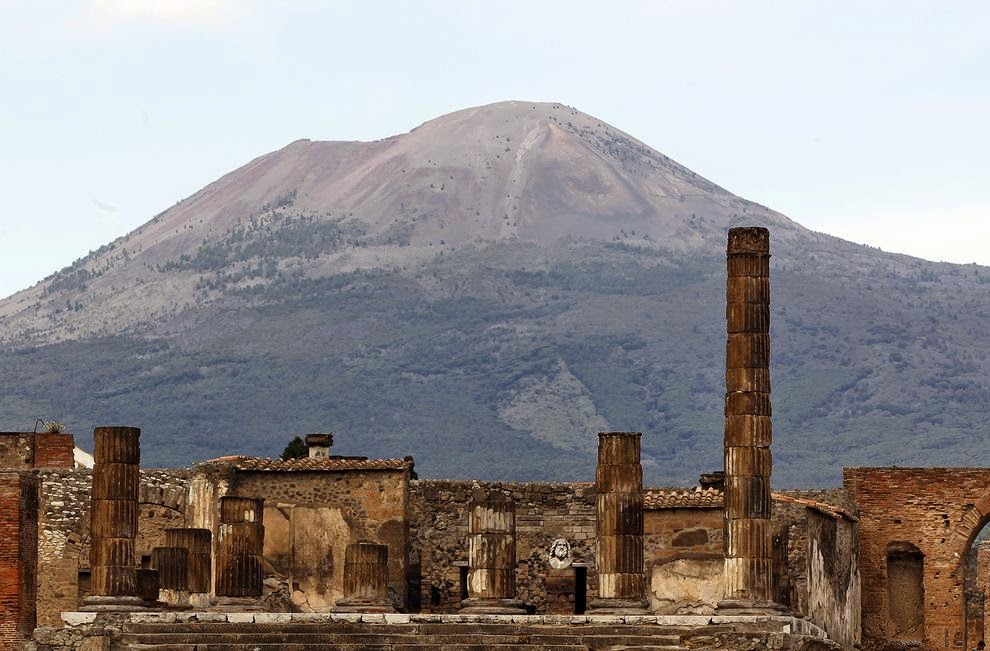 More Stuff: Rescue of Pompeii ruins follows new plan