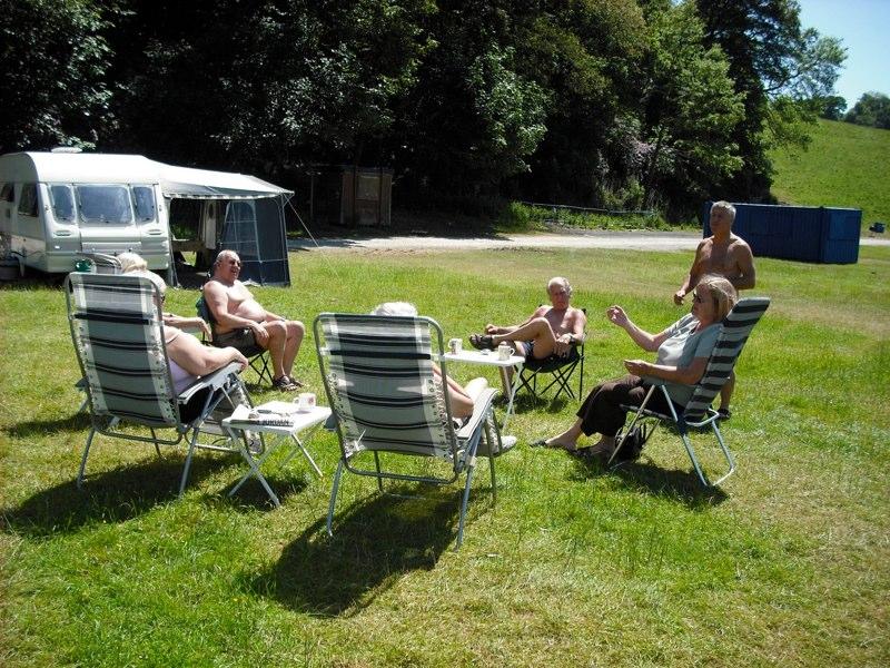 Newnham Park - May 2009