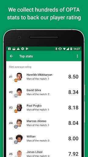 FotMob Pro - Live Soccer Scores  screenshots 5