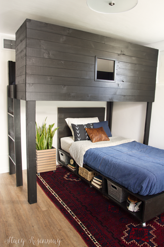 modern-loft-bed-and-bed-with-storage