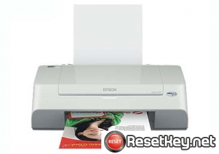 Resetting Epson ME-30 printer Waste Ink Pads Counter