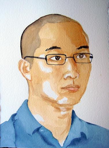 Erik. Artist Lisa Hsia