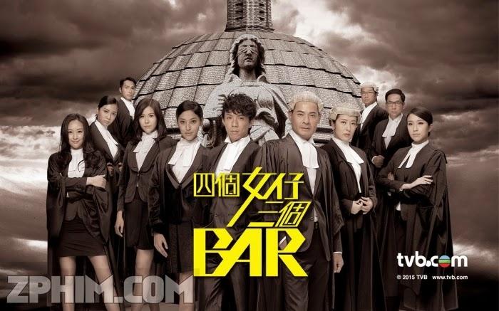 Ảnh trong phim 4 Nàng Luật Sư - Raising The Bar 1