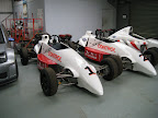 Previously operated by another company at Silverstone, these single seaters were previously driven by the Stig as he set out on his racing career. (Keith Saunders)