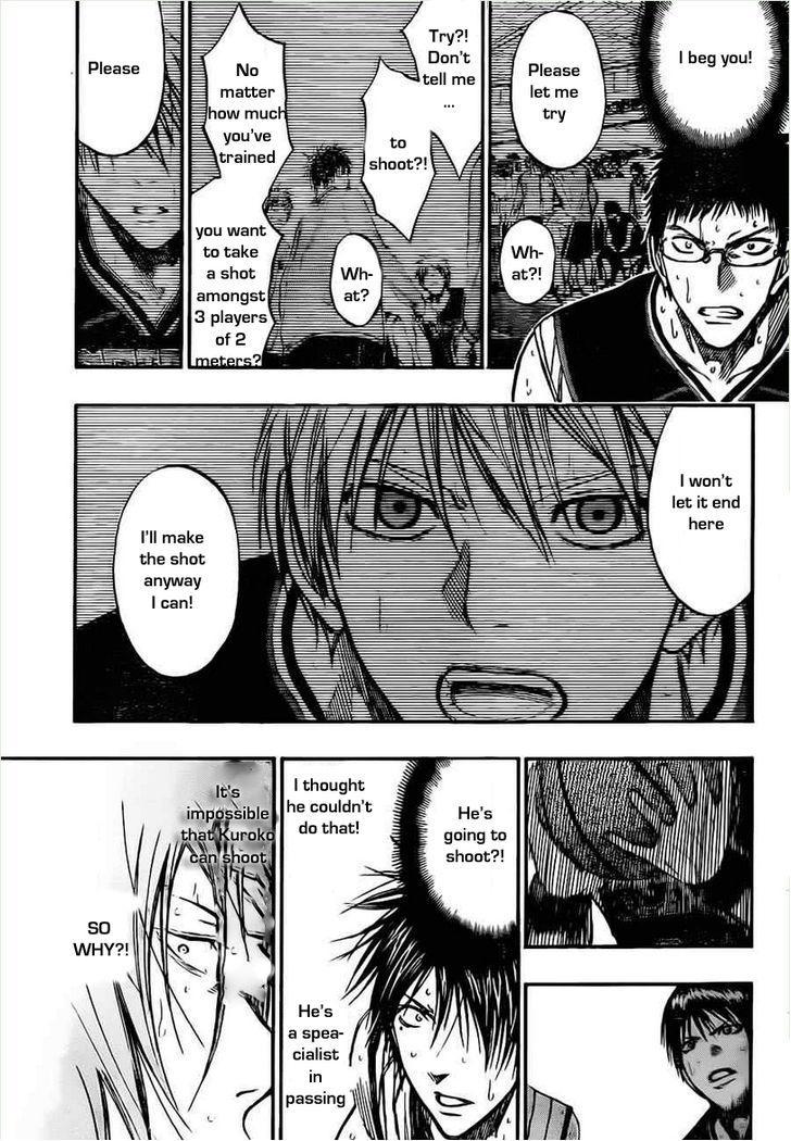 Kuroko no Basket Manga Chapter 148 - Image 13