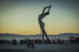 My favorite art piece that I saw at Burning Man.