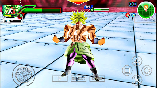 DESCARGAR YA Dragon Ball TENKAICHI Tag Team MOD SUPER FIGHTERZ +MENU V12 PARA (PPSSPP)