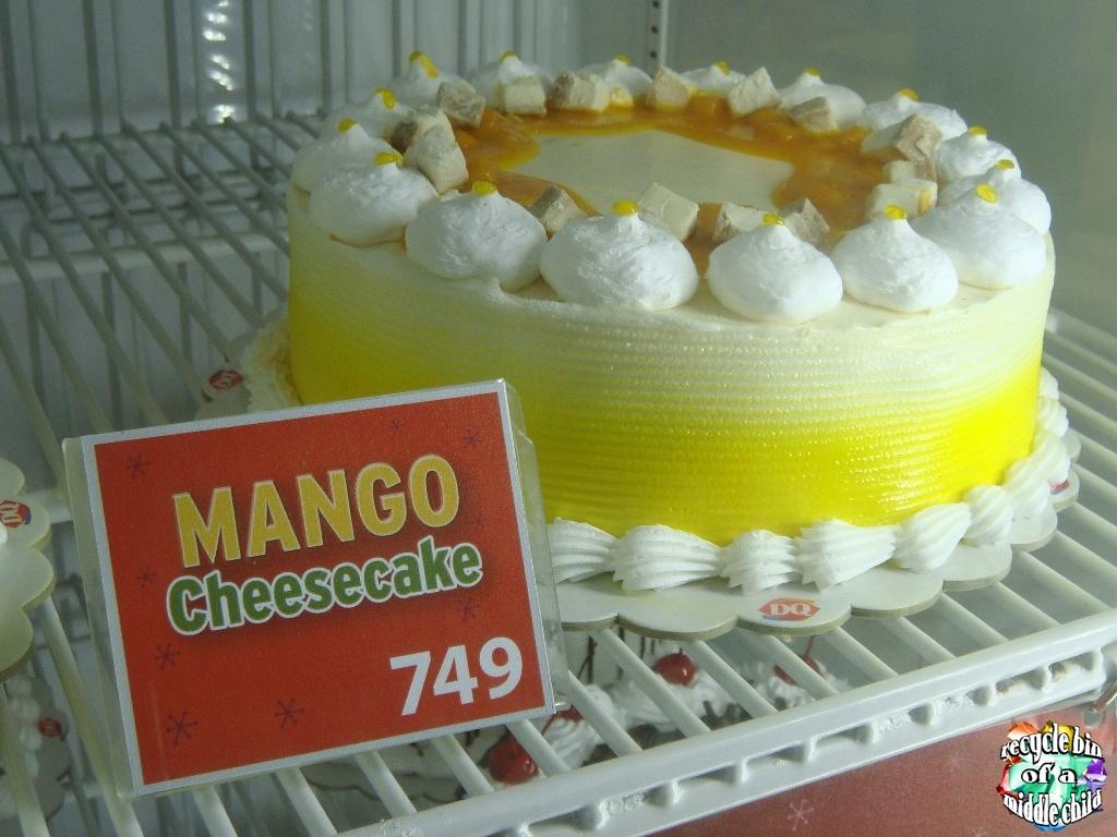 Lafanggero Super Mango At Dairy Queen