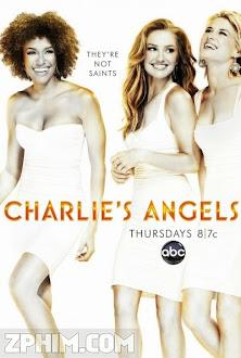 Những Thiên Thần Của Charlie - Charlie's Angels (2011) Poster