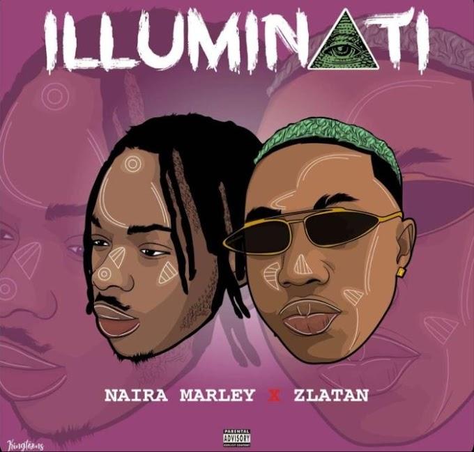 [Music + Video] Na!ra Marley Ft. Zlatan – Illuminati