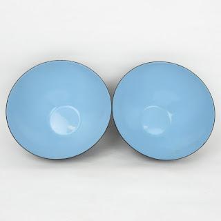Krenit Denmark Blue Bowls