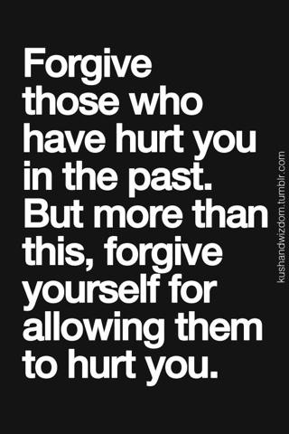 простила ты меня: