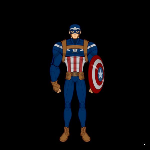 [Galeria] - Jogo de Cartas Captain%2520America