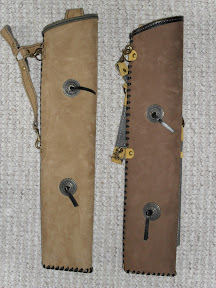 Both for side and back combined quivers