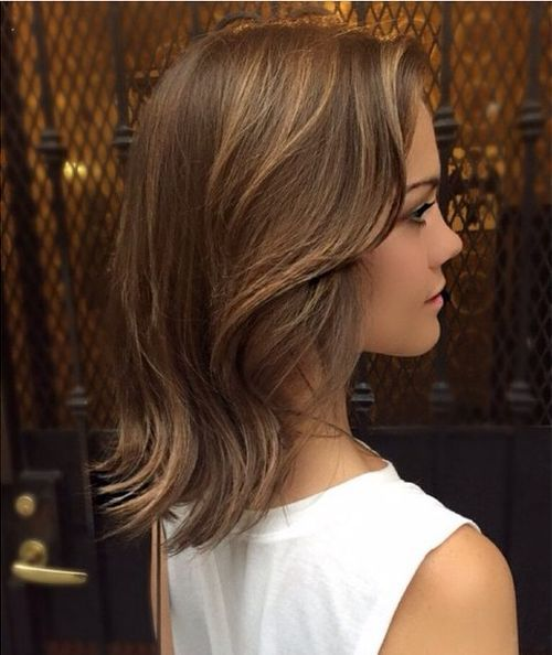 Medium layered universal haircuts to feature you 12