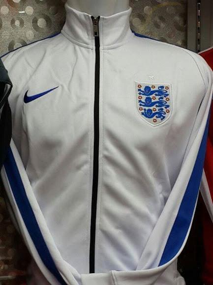 Jual Jaket Inggris Piala Dunia 2014