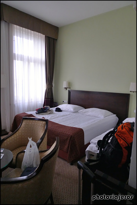 Alojamiento Praga