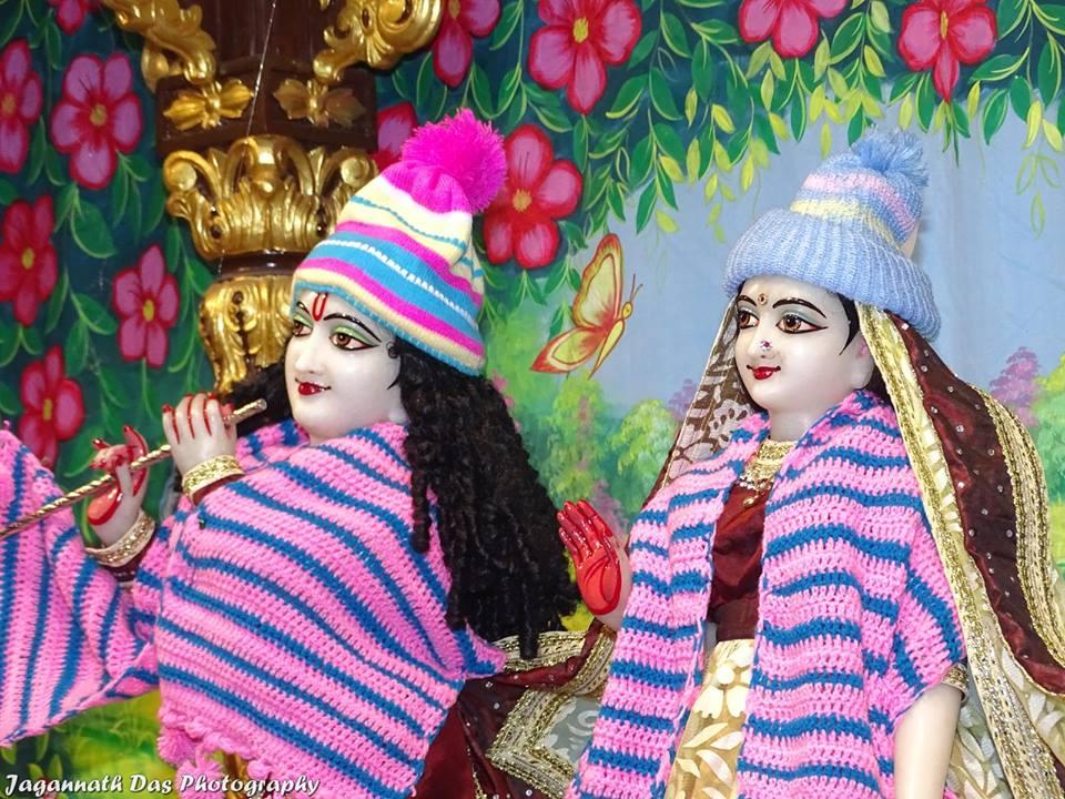 ISKCON Mira Road Deity Darshan 11 Jan 2016  (11)