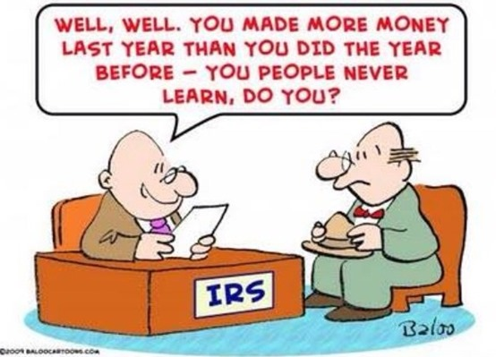 irs never learn