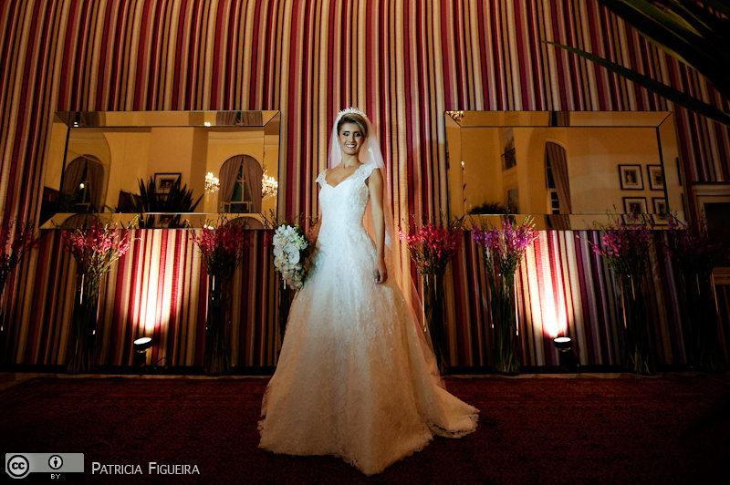 Foto de casamento 0319 de Paula e Bernardo. Marcações: 16/10/2010, Casamento Paula e Bernardo, Rio de Janeiro.