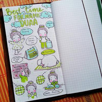 doodle ramadan ideas