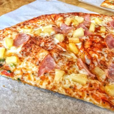 Slab Pizza, Provo Utah