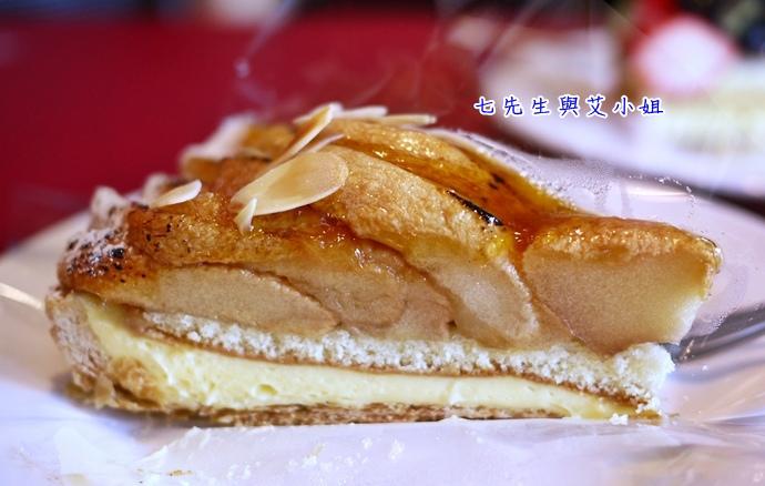 29 Patisserie Parterre蘋果派