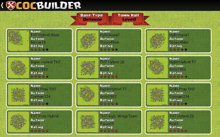 Builder for Clash of Clans 2.1 screenshot 97319
