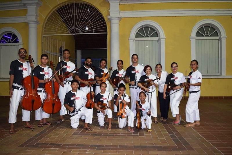 karate e violino
