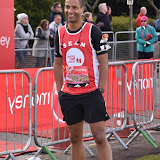 OIC - ENTSIMAGES.COM - Sean Fletcher at the  Virgin Money London Marathon on Blackheath in London, England. 24th April 2016 Photo Mobis Photos/OIC 0203 174 1069