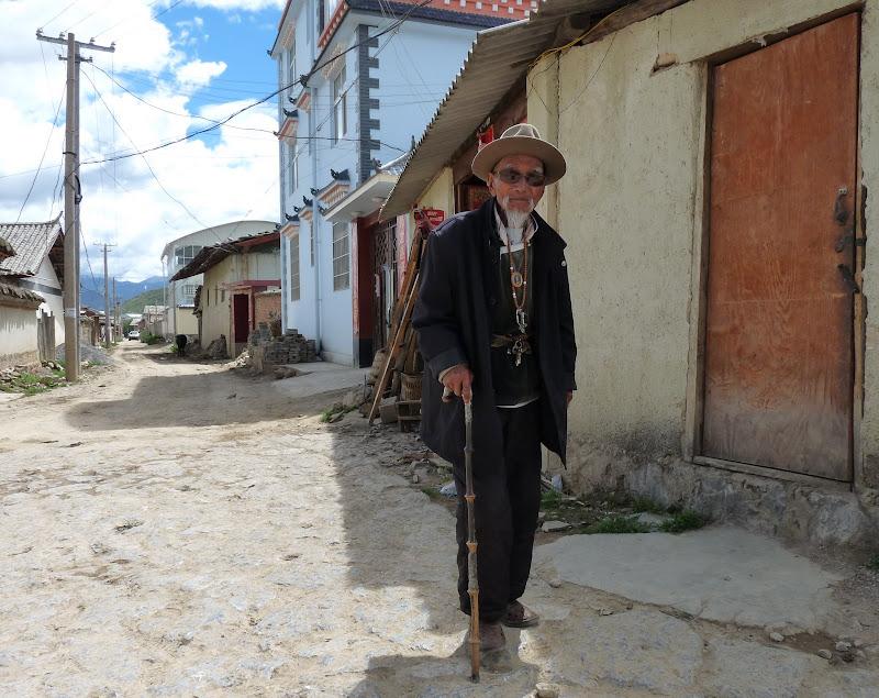 Chine. Yunnan.Shangri la Course hippique annuelle - P1250805.JPG