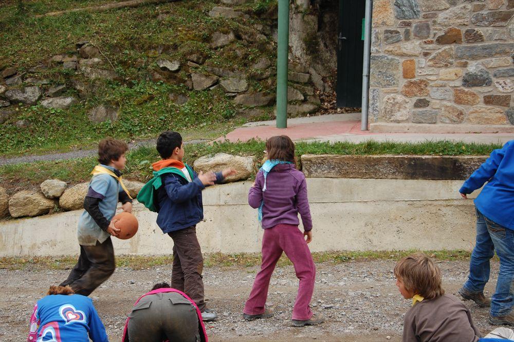 Sortida Castors i Llops a la Roca del Secut 2010 - DSC_0806.JPG