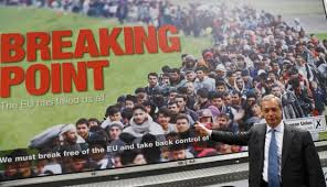 Brexit - Farage e immigrati