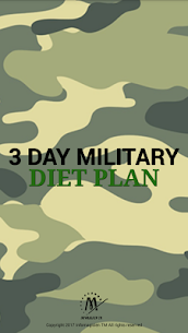 Tracker Weight Loss ★Military Diet★ 3