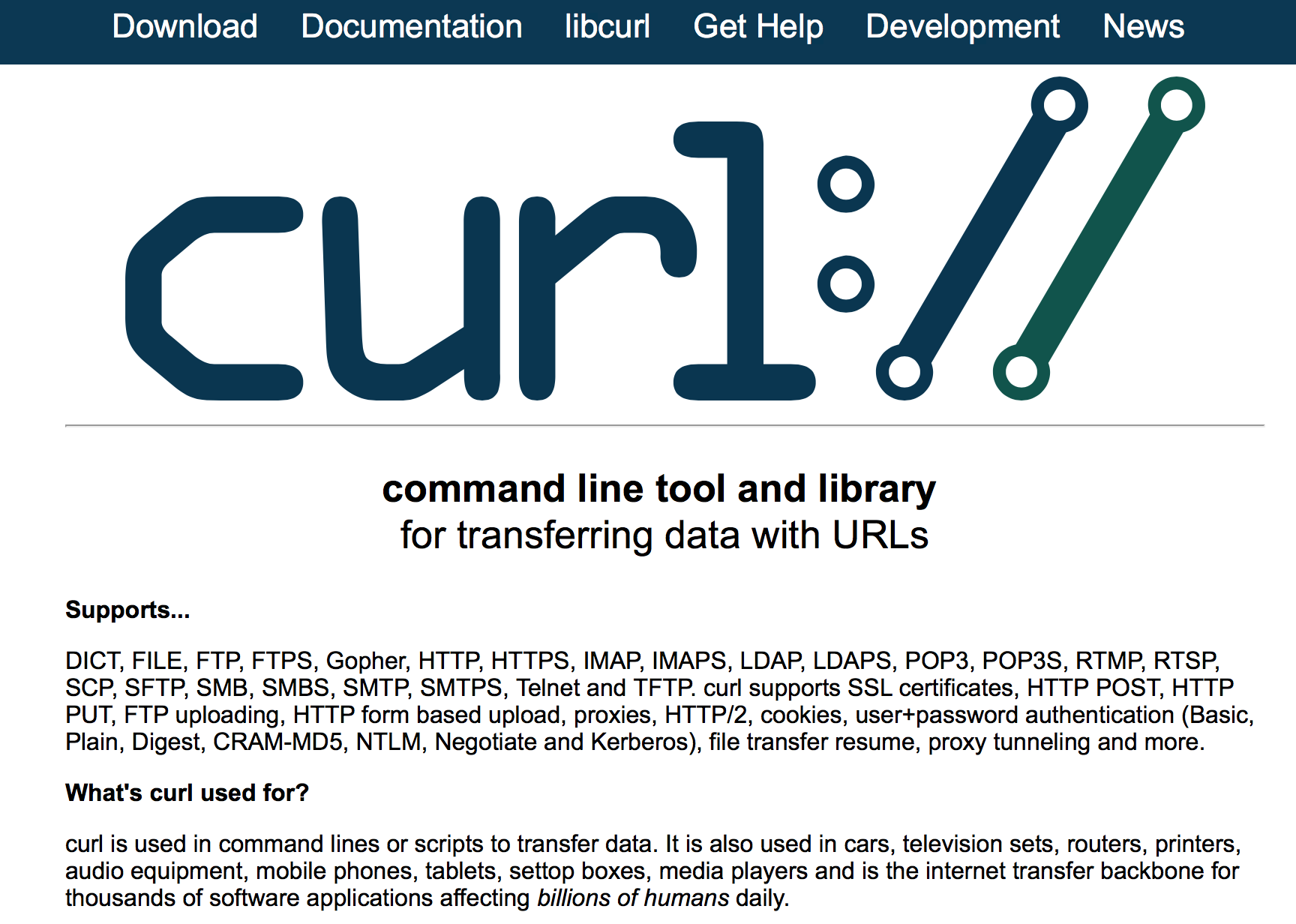 Curl Useful Curl Learning Information