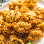 Onion Bhaji (6 Pieces)