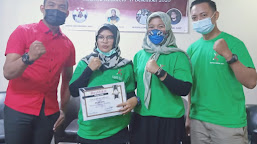 Resmi Dibentuk, Persani Tebo Siap Ciptakan Atlet Senam Berprestasi