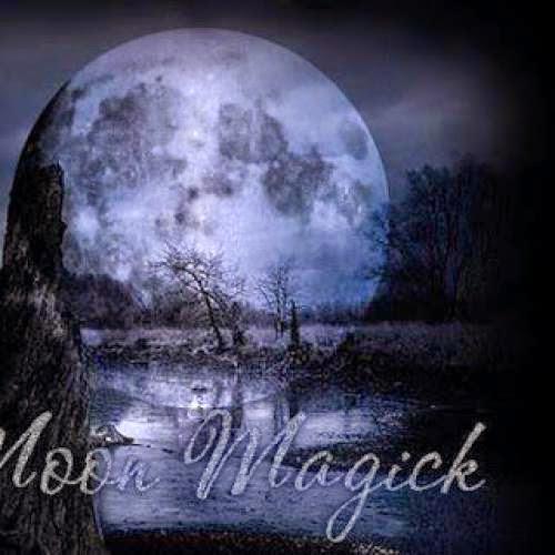 Full Moon Blessed Sabbat Water