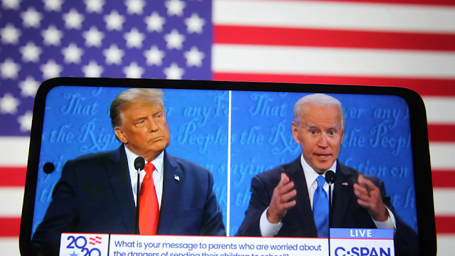 Analysis Finds Federal Government, Facebook Employees Donated Heavily To Biden; Military, NYPD Donated Heavily To Trump