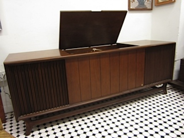 Hutch Vintage And Handmade Sold Mid Century Packard Bell