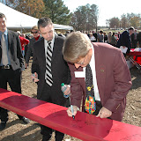 UACCH-Texarkana Creation Ceremony & Steel Signing - DSC_0037.JPG