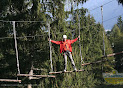 Foto 1. Bildergalerie Aktiv Fun-Sport: Im Hochseilgarten