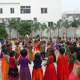 Pre-Primary Dandiya celebrations on 30/09/2016.